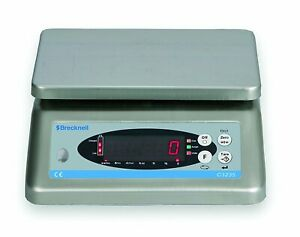 Brecknell C3235 6 Washdown Checkweighing Scale 3 Kg X 0 5 G
