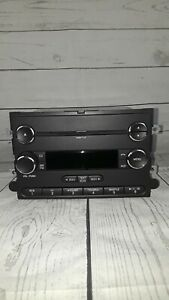 2008 2009 Ford Mustang Oem Radio Am Fm Single Disc Cd Player Part 8r3t 18c869 Ae