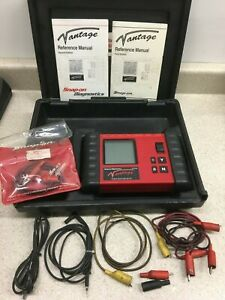 Snap on Diagnostics Vantage Power Graphing Meter Mt2400