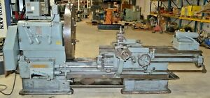 Nebel 8 Sliding Gap Bed Engine Lathe With 39 Independent 4 Jaw Chuck