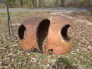 40 41 Ford Pu 1 2 Ton Truck Front Fender Hot Rat Rod Flathead V8
