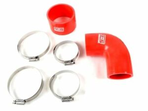 Grimmspeed Top Mount Intercooler Silicone Coupler Kit Red For Subaru Wrx Sti