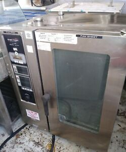 Henny Penny Gas Combi Oven Combination Steam And Convection Oven