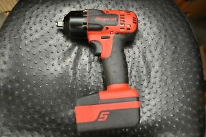 Snap On Ct8810b 3 8 Red Impact Wrench 18v Lithium Battery Free S h 1y Warranty