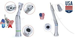 Dental 20 straight Micro Surgery 1 1 Low Speed Handpiece 20 1 Reduction Implant
