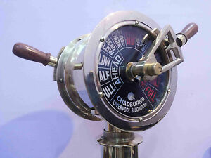 Brass Ship S Engine Order Telegraph Antique Home Decorative Collectible