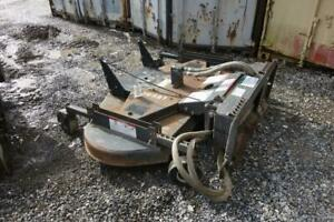 Bobcat 72 Mower For Skid Steer Loaders Ssl Quick Attach Stock 200055