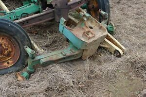 Antique Tractor John Deere 1010 Wide Front Axle Farmerjohnsparts