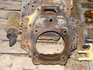 Antique John Deere Mc 40 420 430 440 Crawler Clutch Housing Farmerjohns