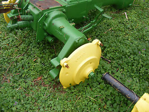 Antique John Deere 40s Tractor 420 430 Final Drive M2495t Farmerjohnsparts
