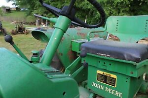 John Deere Tractor 2010 Seat Frame And Base Farmerjohnsparts