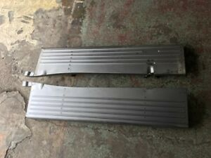 1939 Ford Pickup Truck Stamped Steel Running Boards Usa Made