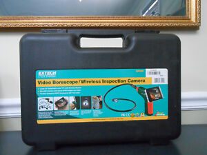 Extech Br200 Video Borescope wireless Inspection Camera free Shipping