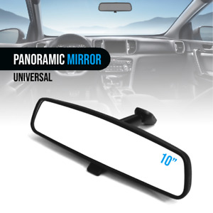 Black Mirror 10 Day Night Interior Inside Rearview Assembly Flat Type Mount