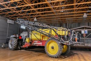 Gregson Ht1000 Pull Behind Trailer Sprayer Chemical Applicator 90 Boom 1000 Gal