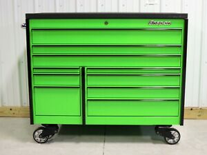 Snap On Ktl1022 Extreme Green Tool Box Armor Edge Work Top