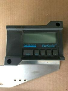 Accurate Proscale Digital Read Out Planer Drum Sander