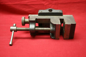 Vintage Palmgren No 250 Milling Mill Vise Attachment For Metal Lathe Free Ship