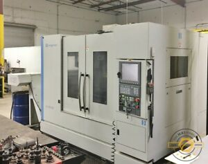 Hardinge Bridgeport Gx 1000 Cnc Vertical Machining Center New 2011