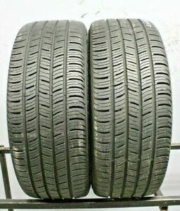 Two Used 225 45r18 2254518 Continental Conti Pro Contact Ssr Bmw 9 32 M258