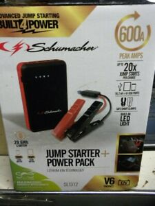 Schumacher Sl1312 600a Multi function Jump Start System Free Shipping