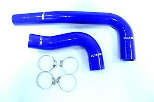 Blue Radiator Silicone Hose Kit Fit 2003 2010 Dodge Ram 5 9l 6 7l Cummins Diesel