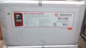 Fire Alarm Panel Addressable Secutron mr 2100r