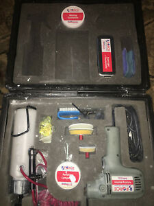 Glass Doctor Rx Force Complete Glass Scratch Removal System 110 Volt Ac