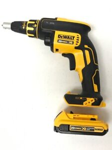 Dewalt Screw Gun Dcf620 Drywall Screwgun With Battery pds006125