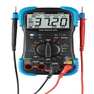 Automotive Digital Multimeter Free Shipping