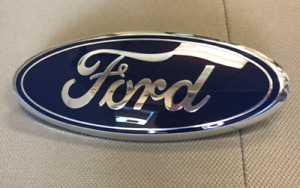 New 06 07 08 09 10 11 12 Ford Fusion Grille Oem Emblem