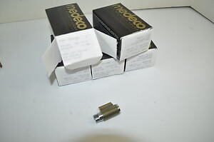 New Lot 5 5 pin Medeco Schlage Knob Lock Core Cylinder Chrome 20 01400 26 00s