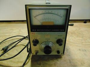 Vintage Keithley Instruments 153 Microvolt ammeter