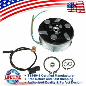 High Performance Ac A C Compressor Clutch Kit For Honda Civic 1 8l I4 2006 2011