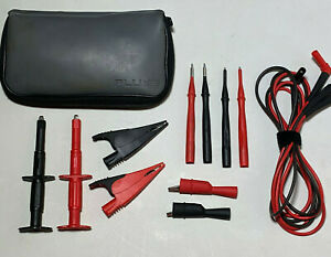 Fluke Deluxe Test Lead Kit For Fluke Multimeter Probe Set