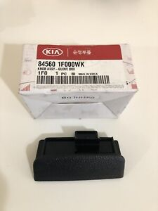 Original Kia Black Glove Box Latch Compartment Box Knob Sportage 2005 2010
