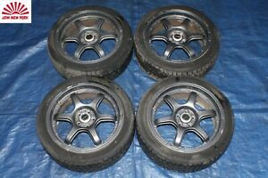 Genuine Jdm Furomagic 17 5 Lug 17x7 5jj Rims Wheels 5x114 3