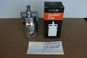 New Vintage Devilbiss Drip Free Suction Cup Tlc 555