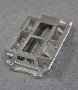Bbc Blower Intake Manifold Tall Deck