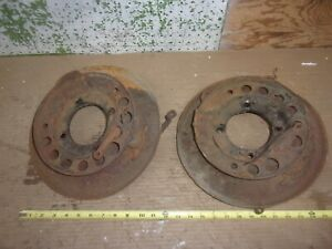 1929 Ford Model A Rear Brake Backing Plate Arm Emergency Parts 1931 1930 1928