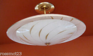 Vintage Lighting Mid Century Modern Ceiling Fixture I Have Five More