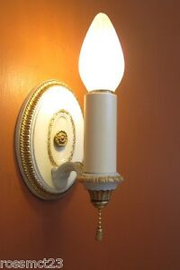 Vintage Lighting Six 1920s Colonial Revival Sconces By Lightolier