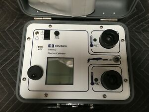 Covidien Genius2 Checker calibrator With 3 Tympanic Thermometer And Base b3 3