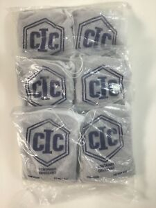 7 Lbs Container Cargo Dry Silica Desiccant 6 Pack