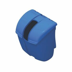 San Jamar Si2000 Blue Saf t ice Scoop Caddy