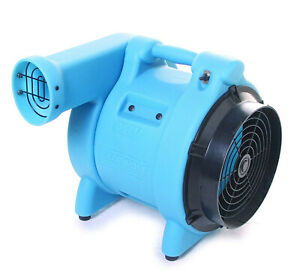 Dri eaz Airwolf Axial 1 Hp Air Mover Floor And Cavity Drying 800 Cfm 120 Volt