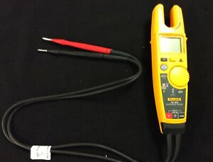 Fluke T6 600 Continuity Current Electical Tester Non contact Voltage Tester Nice