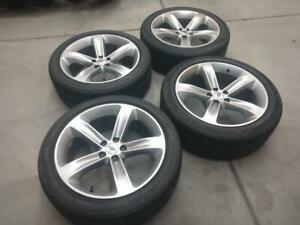 Dodge Charger Challenger Magnum Oem 20 Inch Wheels Tires Factory Alloy 20 Rim