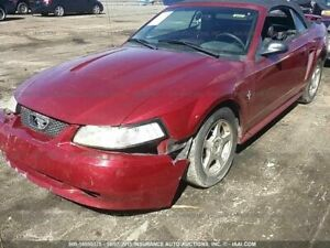 2004 Ford Mustang Steering Rack And Pinion Power 6 Cylinder Fits 99 04 Mustang