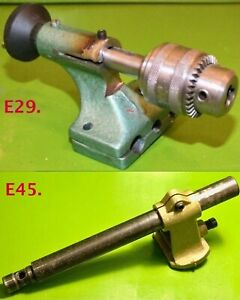 Emco Tailstock Assembly Selection Unimat Mk2b Mini Unimat Sl For Emco Lathe